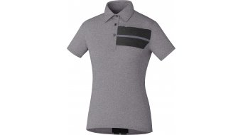 Shimano Transit Polo jersey short sleeve ladies