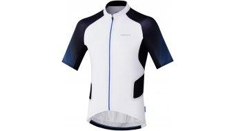 Shimano Mirror Cool maglia ciclismo a manica corta da uomo . white