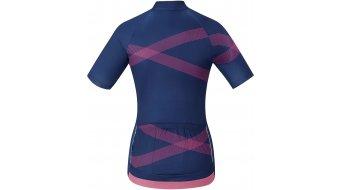 Shimano Team Trikot kurzarm Damen Gr. XXL navy/pink