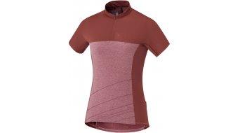 Shimano Trail wheel- jersey short sleeve ladies