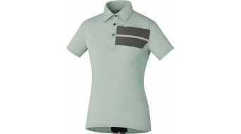 Shimano Transit Polo wheel- jersey short sleeve ladies