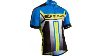 Sugoi Evolution Pro maillot de manga corta Caballeros-maillot Jersey tamaño L directoire azul