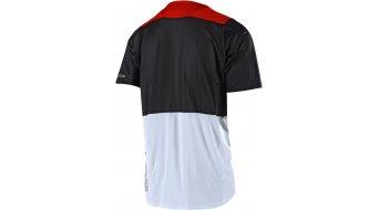 Troy Lee Designs Skyline MTB(山地)-领骑服 短袖 儿童 型号 SM checker white/black