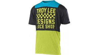 Troy Lee Designs Skyline MTB-maillot de manga corta niños checker