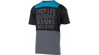 Troy Lee Designs Skyline MTB-Trikot kurzarm Kinder checker