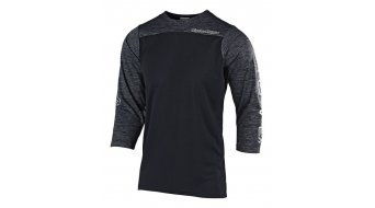Troy Lee Designs Ruckus Trikot Herren kurzarm Gr. SM (S) block black/heather black