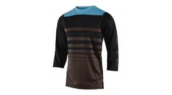Troy Lee Designs Ruckus Streamline MTB- maglietta maniche 3/4 da uomo . heather