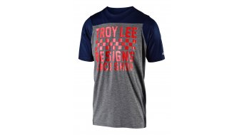 Troy Lee Designs Skyline checker MTB- jersey short sleeve men