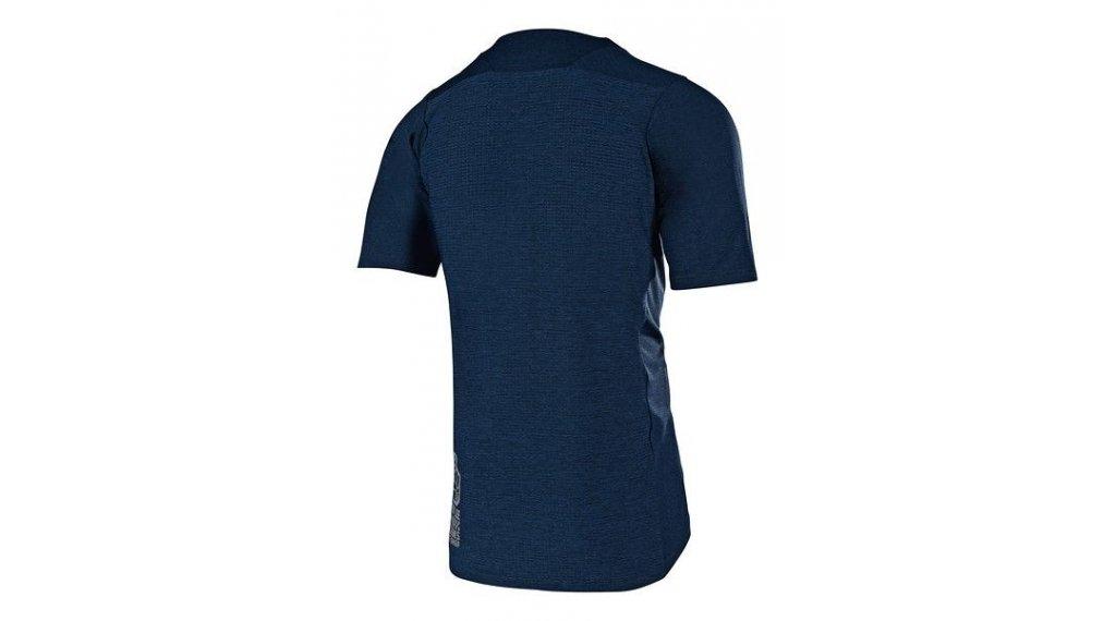 Troy Lee Designs Skyline Short-Sleeve Jersey M Mens Checker Navy//Gray