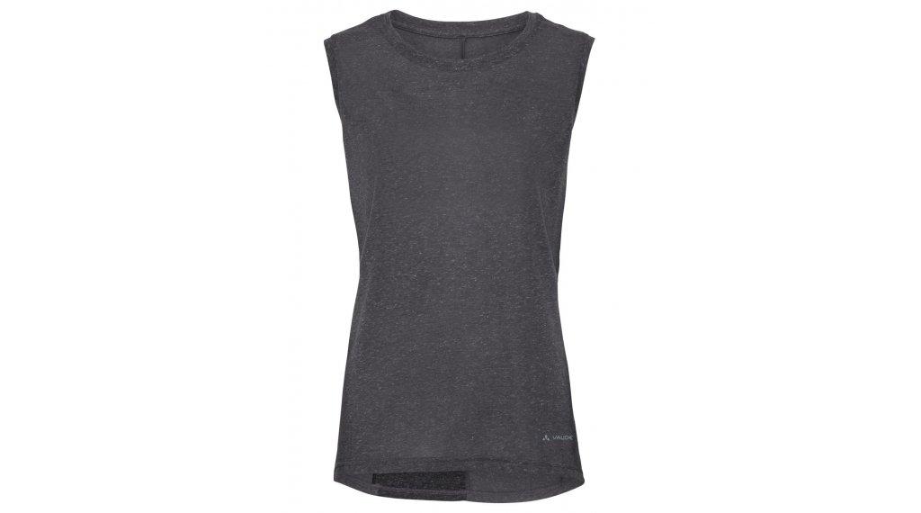 d174f2bc11c005 VAUDE Cevio SL maglietta senza maniche da donna mis. 36 iron