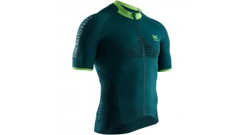 X-Bionic Regulator Bike Race Zip Shirt Gr. XL pine green/amazonas green