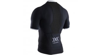 X-Bionic Regulator Bike Race Zip Shirt Gr. XL black melange