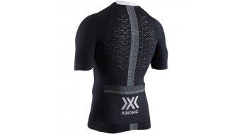 X-Bionic The Trick G2 Bike Zip Shirt Gr. L black melange