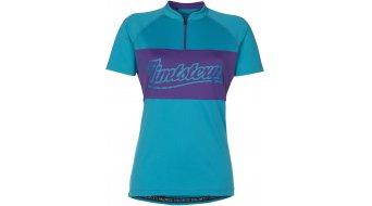 Zimtstern Mazlen maillot manches courtes femmes-maillot vélo Jersey taille M caribbean- marchandise dexposition sans sichtbare Mängel