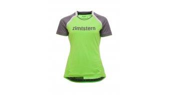 Zimtstern Brookz MTB-maillot de manga corta Señoras M melange- modelos de demonstración sin sichtbare Mängel