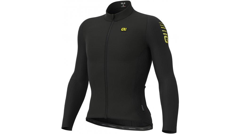 Alé Warm Race Clima Protection 2.0 maglietta manica lunga da uomo mis. M nero