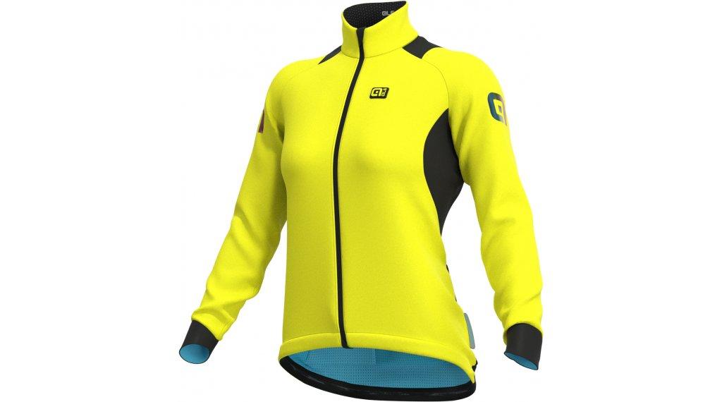 Alé K-Idro WR Klimatik maglietta manica lunga da donna mis. XS fluo giallo