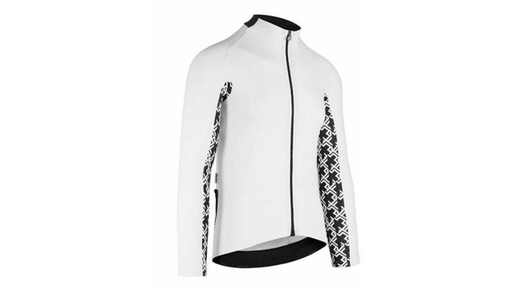 Assos Mille GT LS Summer jersey long sleeve men size L holyWhite d29802a65