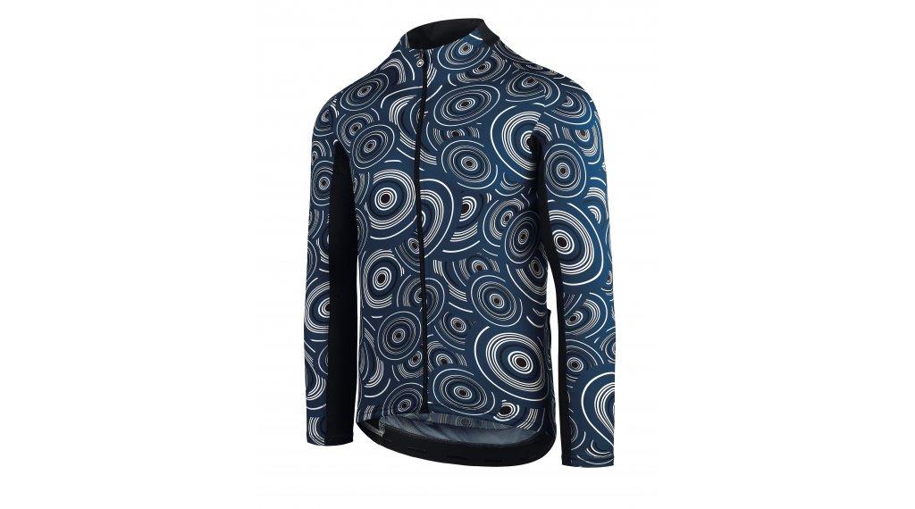 Assos Mille GT LS Summer jersey long sleeve men size L caleumBlue f4ff9e4ba