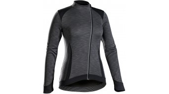 Bontrager Vella Thermal Trikot langarm Damen (US) black