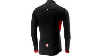 Castelli Prologo VI Trikot langarm Herren Gr. M black/red/black
