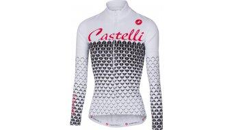 Castelli Ciao Rad-Trikot langarm Damen