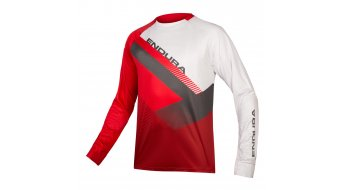 Endura MT500 Print Danny MacAskill MTB- jersey long sleeve men red