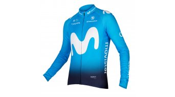 Endura Movistar Team road bike- jersey long sleeve men movistar team