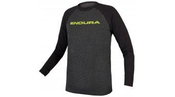 Endura Kids One Clan Raglan L/S MTB jersey long sleeve kids Grey