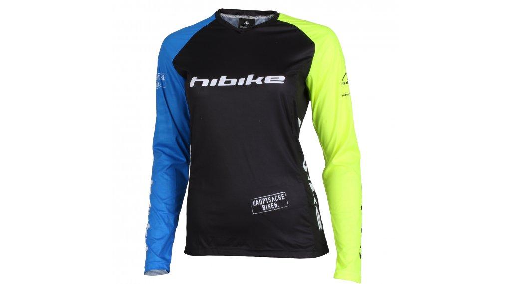Endura HIBIKE Racing Team SingleTrack 领骑服 长袖 女士 型号 L