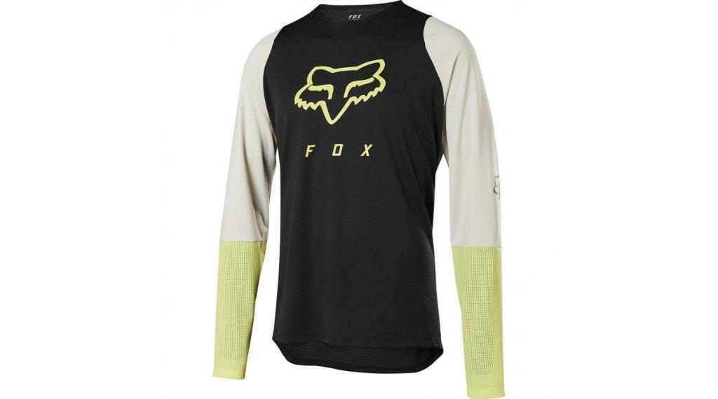 Fox Maglia Jersey defend Nero