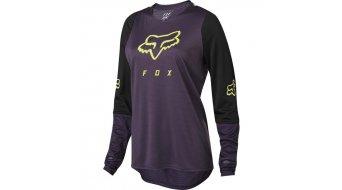 Fox Defend MTB-Trikot langarm Damen Gr. XS dark purple