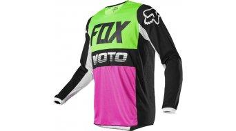 Fox 180 Fyce MX-Trikot langarm Kinder Gr. L multi colour
