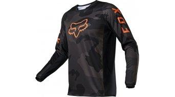 FOX 180 Trev Youth jersey long sleeve kids size_YM_black_camo