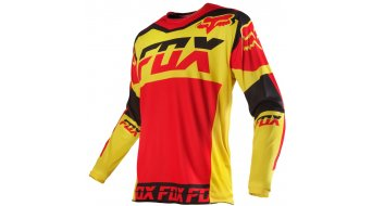 FOX 180 Mako maillot manches longues hommes avec-maillot taille S yellow