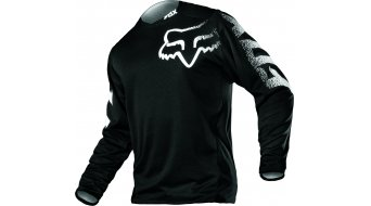 Fox Blackout Youth MX Trikot langarm Kinder black