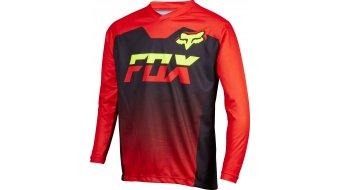 FOX Ranger dětský dres, dlouhý rukáv Youth velikost XL red/black