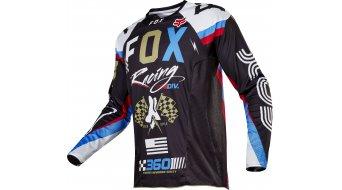FOX 360 tubo maglietta manica lunga uomini Mx- maglietta .