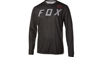 Fox Indicator maillot manga larga Caballeros-maillot heather