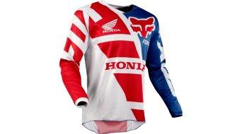 FOX 180 Honda maglia da motocross a manica lunga uomini . red