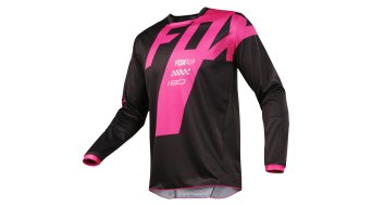 FOX 180 Mastar MX-tricot lange mouw heren black
