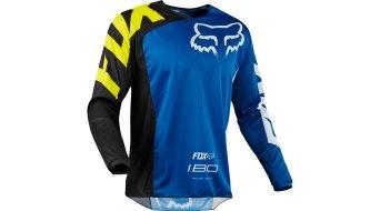 FOX 180 Race maglia da motocross a manica lunga uomini mis. XXL blue