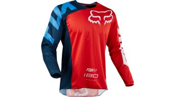 FOX 180 Race avec-maillot manches longues hommes taille