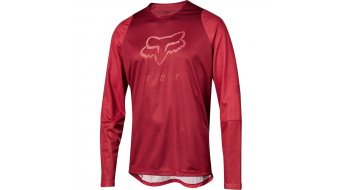 FOX Deffin Foxhead VTT-maillot hommes manches longues taille