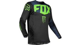 FOX 360 PC avec-maillot manches longues hommes taille black