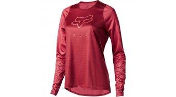 FOX Deffin VTT-maillot femmes manches longues taille