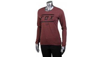 Fox Ripley MTB-maillot manga larga Señoras Gr. dust rose
