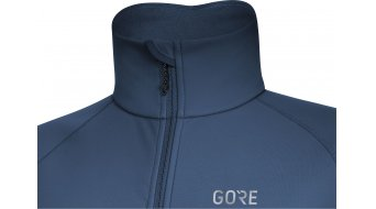 GORE C5 Thermo 领骑服 长袖 女士 型号 XS (34) deep water blue/cloudy blue