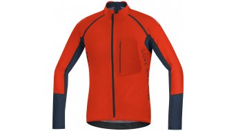 GORE Bike Wear Alp-X per Windstopper ® Soft Shell Zip- open tricot lange mouw heren
