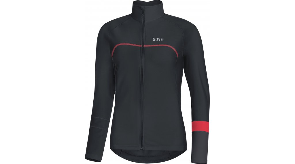 GORE Wear C5 Thermo Trikot langarm Damen Gr. XS (34) black/terra grey